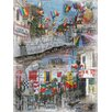 Graffitee Studios Cape Cod Way of Life - Provincetown Wrapped Photographic Print on Canvas