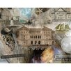 Graffitee Studios RI Townies City by the Sea Graphic Art on Wrapped Canvas