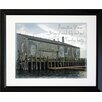 Graffitee Studios Cape Cod Provincetown Women Framed Photographic Print
