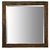 """Hembry Creek Purus 24"""" Mirror - Dark Walnut"""