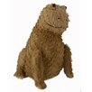 Craft Outlet Shabby Elegance Chenille Frog Collectible Figurine