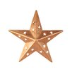 Craft Outlet Star with Cutouts (Set of 4)