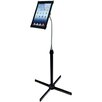CTA Digital Height-Adjustable Gooseneck Floor Stand for iPad with Retina Display/iPad 3rd Gen/iPad 2