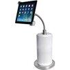 CTA Digital Paper Towel Holder with Gooseneck iPad Stand