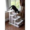 """Armarkat 25"""" Classic 4 Step Cat Tree"""