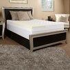 "Luxury Solutions 3.5"" Memory Foam and Fiber Mattress Topper"