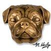 Michael Healy Designs Pug Door Knocker