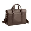 Bellino Bellino The Insider Leather Laptop Briefcase