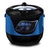 Elite by Maxi-Matic 5.5 Qt Digital Non-Stick Low Pressure Cooker