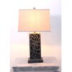 """Teton Home 28.75"""" H Table Lamp with Drum Shade (Set of 4)"""