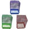 Iconic Pet Medium Flat Top Bird Cage (Set of 6)