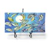 """Kim Rody Creations Ocean """"Moondance"""" Giclee Print on Gallery Wrapped Canvas"""