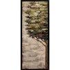 Hobbitholeco. Green Tree I by Tina O. Framed Painting