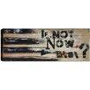 Hobbitholeco. If Not Now by Christina Lovisa Wall Art