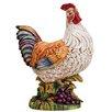 Kaldun & Bogle Tuscan Rooster Hen Figurine