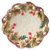 "Kaldun & Bogle Tuscan Acorn 10.5"" Plate"
