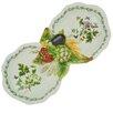 Kaldun & Bogle Herb de Provence Parsely/Oregano Two Section Dish