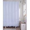 Kashi Home Vinyl Heavy Gauge Shower Curtain Liner