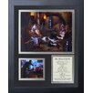 Legends Never Die Wizard of Oz - Witch Melting Framed Photo Collage