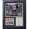 Legends Never Die Dallas Cowboys 1993 Champs Framed Photo Collage