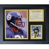 Legends Never Die Lynn Swann Framed Memorabilia