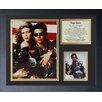 Legends Never Die Top Gun Framed Memorabilia