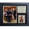 Legends Never Die Walker Texas Ranger Framed Memorabilia