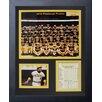 Legends Never Die 1979 Pittsburgh Pirates Framed Memorabilia