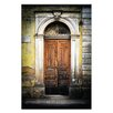 Artist Lane Doors of Italy - Ionico by Joe Vittorio Wrapped Photographic Print on Canvas