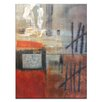 Artist Lane Time and Again #4 by Katherine Boland Painting Print on Wrapped Canvas