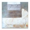 Artist Lane Linear Encaustic 1 by Gill Cohn Painting Print on Canvas