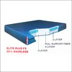"Vinyl Products Dreamweaver Elite Plus 9"" Fx Waterbed Mattress"