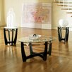Brady Furniture Industries Roseland 3 Piece Coffee Table Set (Set of 3)