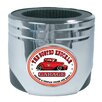 MotorHead Products Busted Knuckle Garage Hot Rod Stainless Steel Piston Coozie