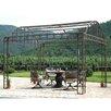 Sunjoy Siesta Garden 10 Ft. W x 12 Ft. D Pergola