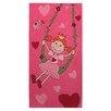 Sigikid Kinderteppich Pinky Queeny in Pink
