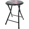 Miller Coors Cushioned Folding Stool