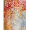 Portfolio Canvas Decor Periodic Blossom Painting Print on Wrapped Canvas