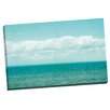 Portfolio Canvas Decor Sea And Sky by Elizabeth Urquhart Photographic Print on Wrapped Canvas