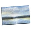 Portfolio Canvas Decor Silver Day by Williams Painting Print on Wrapped Canvas