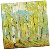Portfolio Canvas Decor Looking at Spring by Dean Bradshaw Painting Print on Wrapped Canvas