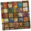 Portfolio Canvas Decor Baroque Collage II by Douglas Painting Print on Wrapped Canvas