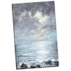 Portfolio Canvas Decor Cloud Burst by Sandra Francis Painting Print on Wrapped Canvas