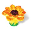 Siro Designs Flowers Novelty Knob