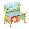 Sunny Safari Storage Bench