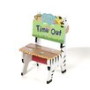 Fantasy Fields Sunny Safari Kids Desk Chair