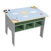 Teamson Kids Sunny Safari Table and Chair Set