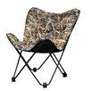 Idea Nuova Realtree Outdoor Butterfly Papasan Chair