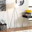 "Zipcode Design 59.5"" Tripod Floor Lamp"