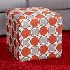 Zipcode™ Design Geometric Cube Ottoman